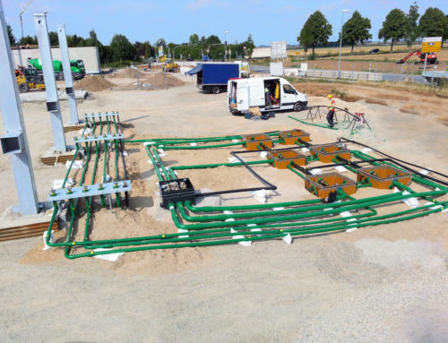 KPS Piping Helps German BP Site Meet Tight Build Schedule