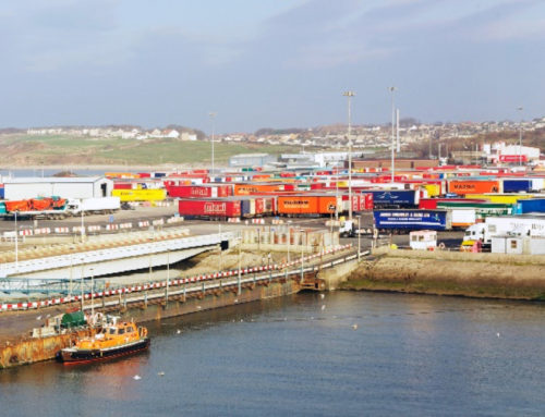 Heysham Port Retrofits KPS Piping for Diesel Ethanol Power Plant Fill Lines