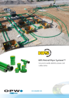 KPS Petrol Pipe System Italian