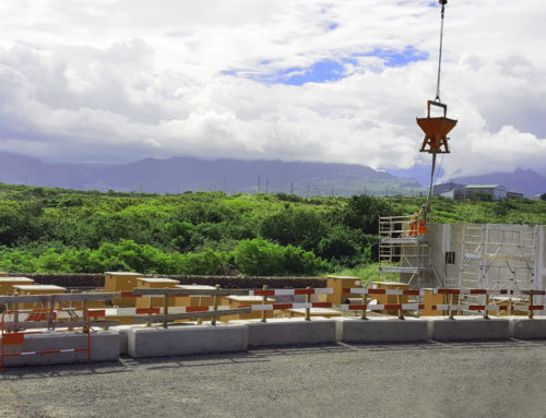 OPW Products Provide Safe Easy-Install Solution for New Diesel Ethanol Reunion Island Power Plant