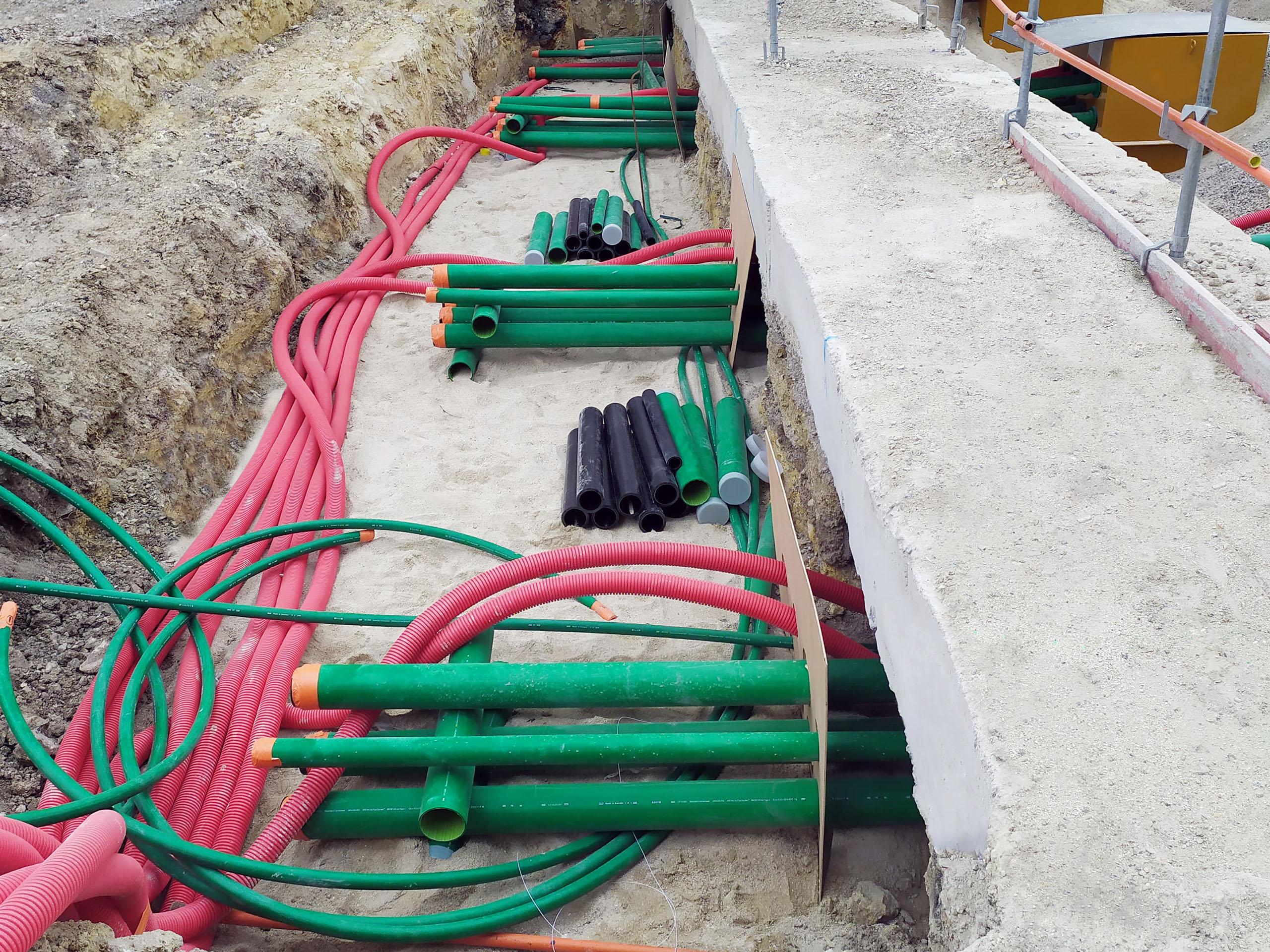 KPS piping is corrosion-free