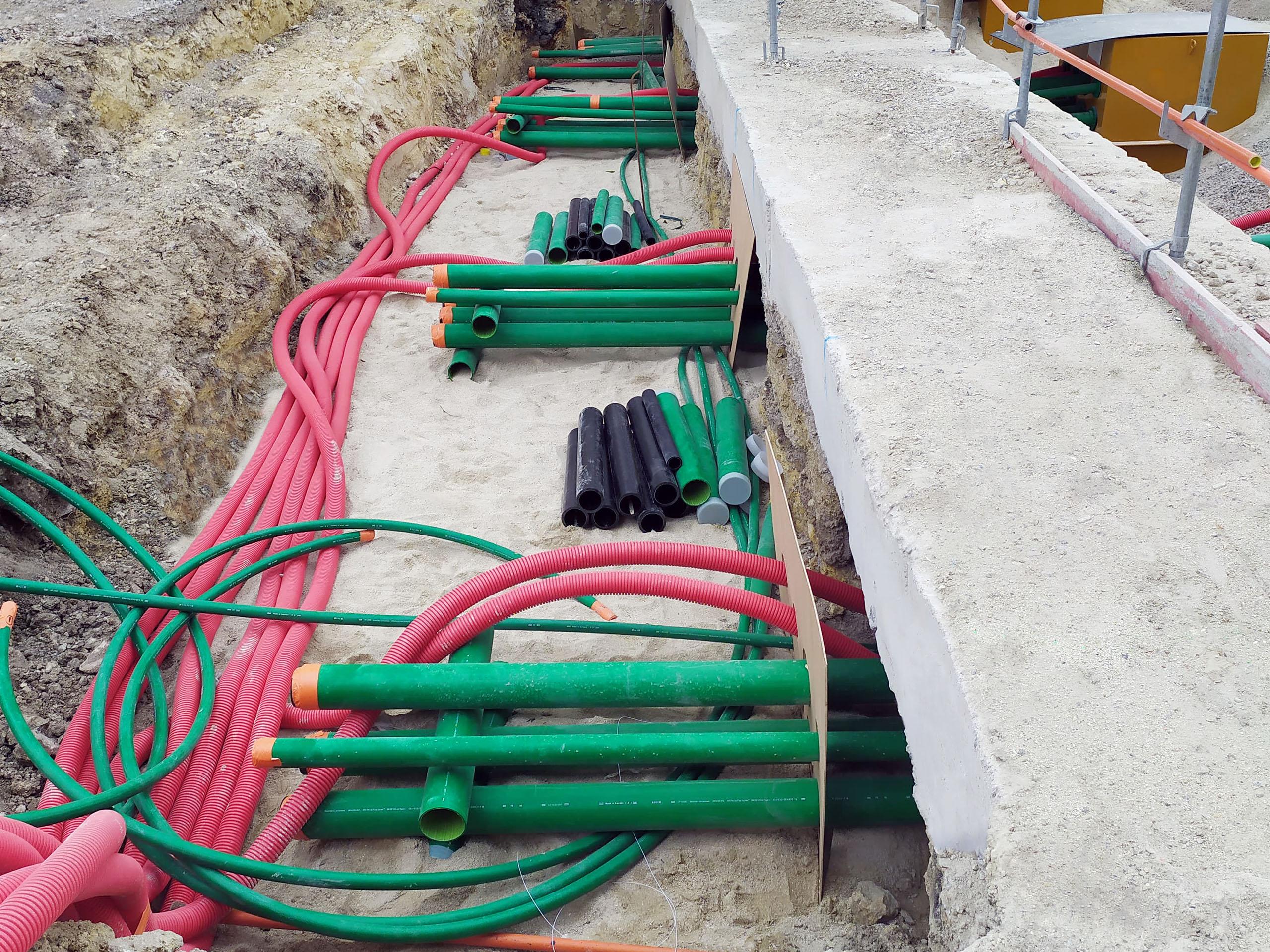 Les tuyaux KPS ne sont pas sensibles à la corrosion